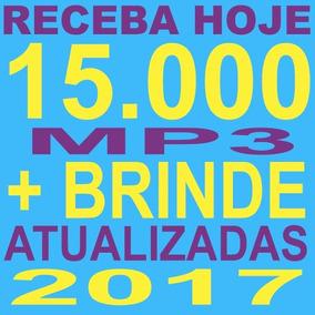 15 Mil Músicas Festa 2017 70gb + Flashback Anos 60,70,80,90