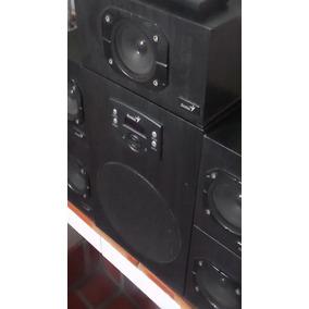 Home Theater Genius 5.1 4500w Con Control