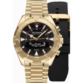 Relogio Technos Connect Smartwatch Troca-pulseiras Scab/4p