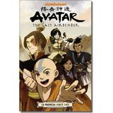 Comic Avatar The Last Airbender La Promesa 1,2 Y 3 X Pieza