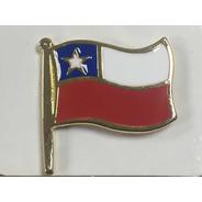 Pin Bandera Chilena