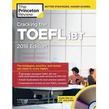 Libro Original Cracking The Toefl Ibt Test -2018