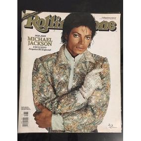 Revista Rolling Stone Michael Jackson Edição Tributo