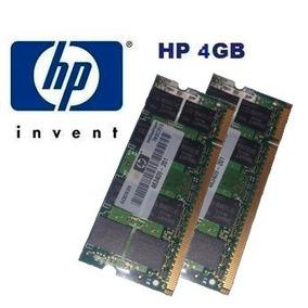 Memória Notebook Netbook Ddr2 4gb 800mhz Originais Hp