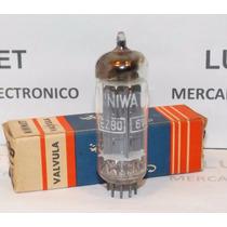 Valvula Electronica Ez80 / 6v4 Nos Nib Miniwatt