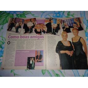 Materiais , Páginas De Revistas Da Xuxa (03)
