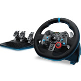 Logitech G29, Volante Carreras Driving Force, Pc / Ps4 Y Ps3