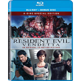 Blu-ray Resident Evil Vendetta