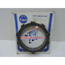 Discos De Embreagem Toko Yamaha Dt 180 Primeira Linha