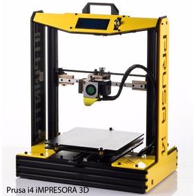 Impresora 3d Prusa I4 +2 Pla`s -kit De Ensamblaje