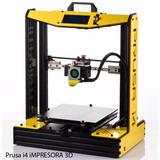 Impresora 3d Prusa I4 +2 Pla`s + Scanner 3d