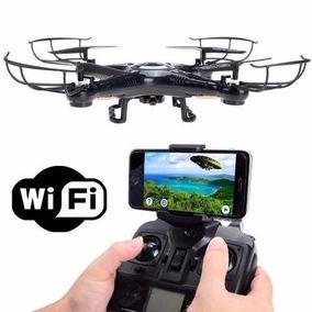 Drone Camera Wifi Visualização Ao Vivo 3d Vr + Oculos F805