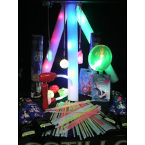 Carnaval Carioca Vip Luminoso Fluo 100 Personas - 455 Art