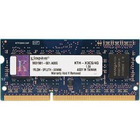 Memoria Ram Ddr3 4 Gb 1333 Mhz Sodim Samsung Y Gentch