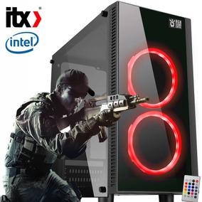 Pc Itx Gamer Moba Box G4560 (gt 1030 2gb) 4gb / Ssd 120gb