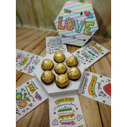 Caixa Explosão Dia Dos Namorados - Sem Chocolate