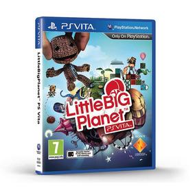 Little Big Planet Ps Vita Psvita Original - Lacrado E-sedex
