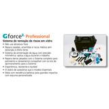 Kit Tira Risco De Vidros Geforce Professional