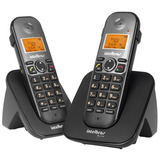 Kit Telefone Sem Fio Com Ramal Ts 5122 Intelbras Dect 6.0