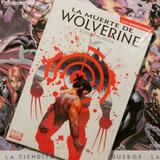 La Muerte De Wolverine De Marvel Mexico