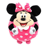 Peluche Beanie Ballz Minnie Mouse Disney