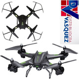 Drone Con Wifi Broadream S5 4-axis 2.4ghz Incluye Camara