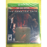 Metal Gear Phanthom Pain De Xone