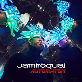 Cd Jamiroquai Automaton Open Music