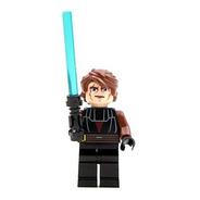 Bloco De Montar Star Wars Anakin Skywalker Bcu