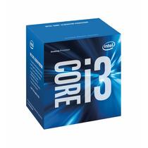 Procesador Intel Core I3 7100 Socket 1151 3.9ghz 7ta Gen