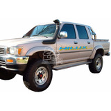 Calcomania Toyota Hilux Limited 4x4 Decoracion Decals!