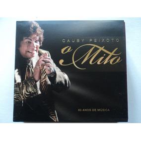Cd-cauby Peixoto:o Mito:60 Anos De Música:box Triplo