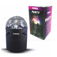 Parlante Bluetooth Portatil Party Ball Soul Speaker Wireless