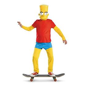 Disfraz Disfraces De Bart Simpson En Mercado Libre Mexico - Disfraces-simpsons