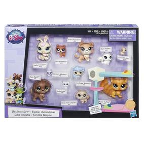 Littlest Pet Shop Paquete De Mascotas Mis Dulces Mascotas