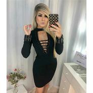 Vestido Feminino Curto Balada Panicat