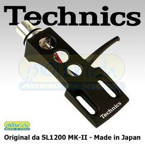 Headshell Original Technics Mk-ii Japan Toca Discos Shell