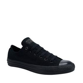 Tenis Comodo Choclo converse Color Negro Textil Ur464 A