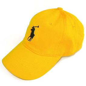 Gorra Polo Tipo Original Amarilla | Envío Gratis