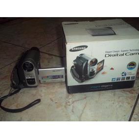 Filmadora Samsung Scd364 33x Optical Zoom Digital 1200x