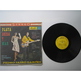 Lp Vinilo Pedro Jairo Garces Playa Brisa Y Mar 1974