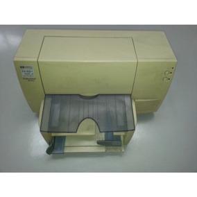 Impressora Hp Deskjet 820 Cxi Usada