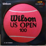 Pelota Conmemorativa Us Open Tenis Nueva Color Rosa