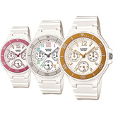 Reloj Mujer Casio Lrw 250h Original 3 Colores Diferentes