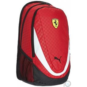 Mochila Bag Pack Puma Escuderia Ferrari 100% Orignal