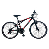 Bicicleta Fird Fire Rodado 26 Mtb Aluminio 260260 21 Vel