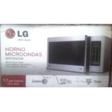 Horno Microonda Lg 1.1 Mod. Ms1142gw