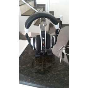 Headset Turtle Beach Ear Force X41 7.1 Sem Fio Pouco Usado