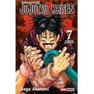 Manga - Jujutsu Kaisen 07 - Xion Store