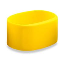 Kit X5 Manilla Silicona Ranura Interior Sport-amarillo